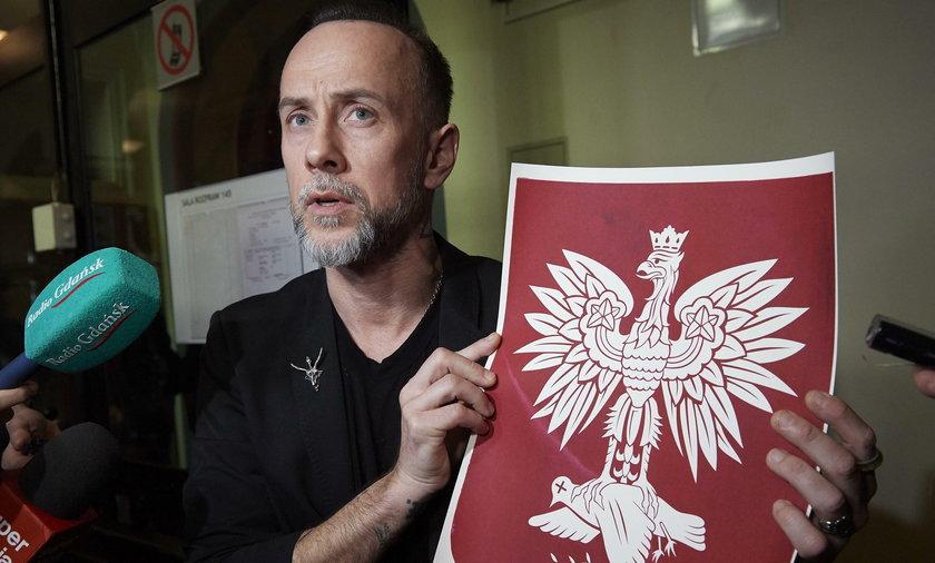 Adam Darski przed gdańskim sądem