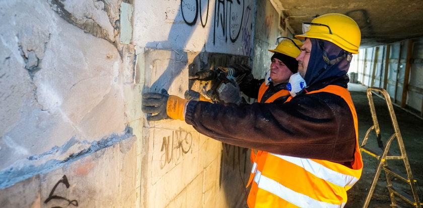 Sosnowiec: miasto remontuje przejścia podziemne