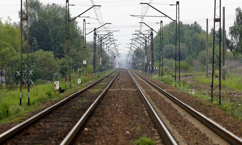 Awaria na kolei. Stoją pociągi