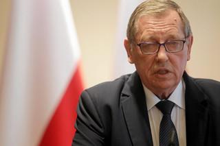 Szyszko odpowiada TSUE: Cofnięcie zakazu wycinki puszczy albo 3,2 mld zł od KE