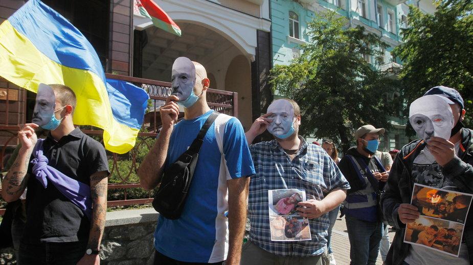Zielone światło dla sankcji indywidualnych wobec Białorusi