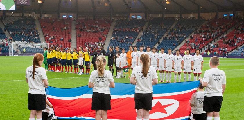 Skandal i grad bramek w turnieju piłkarskim kobiet Londyn 2012