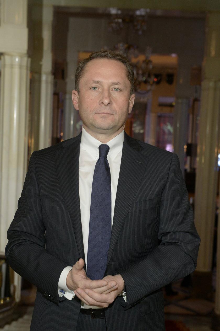 Kamil Durczok w październiku 2013 roku