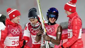 Ponad 6 mln widzów oglądało olimpijski konkurs skoków
