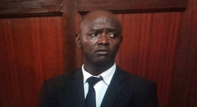 Driver Raphael Papaya Torome charged for threatening Jubilee MP
