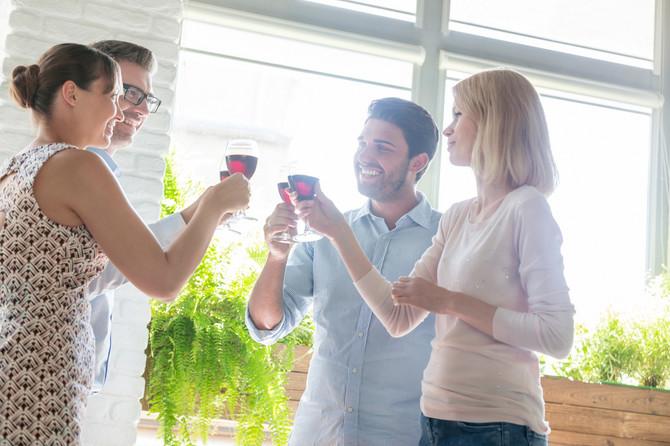 Alkohol se u probavnom sistemu preradi puno brže od masti