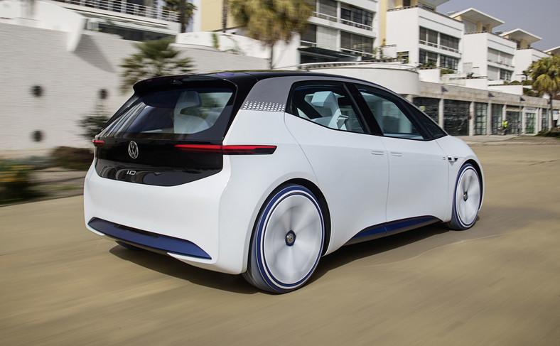 Volkswagen ID - prototyp