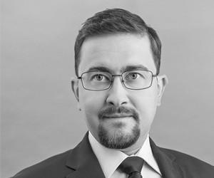 Maciej Kożuchowski wspólnik, radca prawny Kancelaria GESSEL