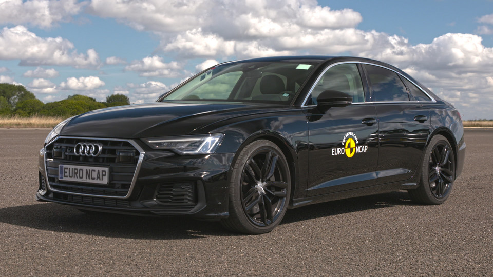 Audi A6  - Adaptive Cruisa Assist