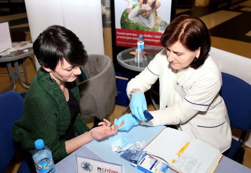 Darmowe badania w CH Czyżyny