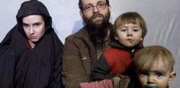 Ich dzieci urodziły się w niewoli u talibów