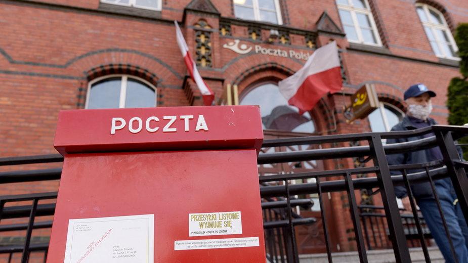 Jedną z głównych ról w całym procesie odegrać miała Poczta Polska