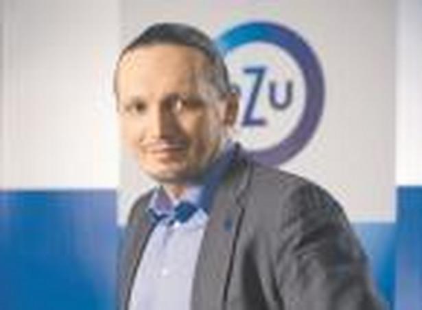 Ryszard Trepczyński, Członek Zarządu PZU SA.