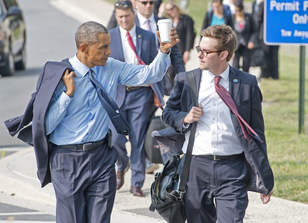 Barack Obama ogłosił zaostrzenie sankcji wobec Rosji EPA/Ron Sachs / POOL