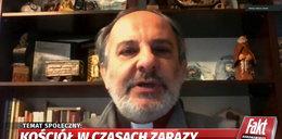 Ks. Tadeusz Isakowicz-Zaleski: Parafie nie mają na prąd