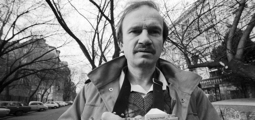 Zmarł Andrzej Rybczyński. Był artystą fotografikiem i wieloletnim fotoreporterem PAP