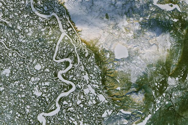 Rzeka Mackenzie