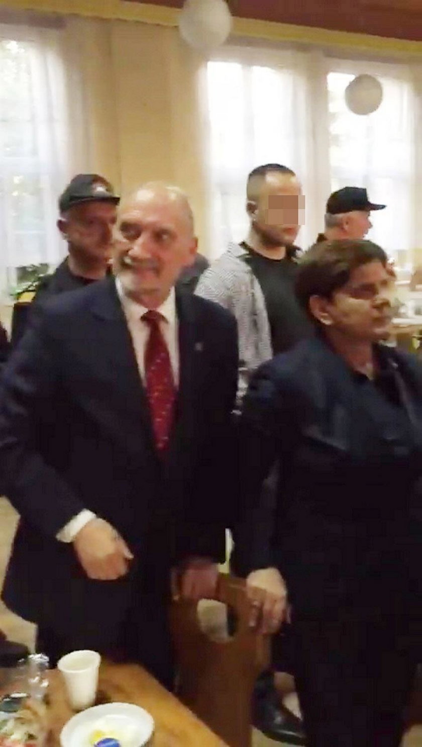Antoni Macierewicz i Beata Szydło