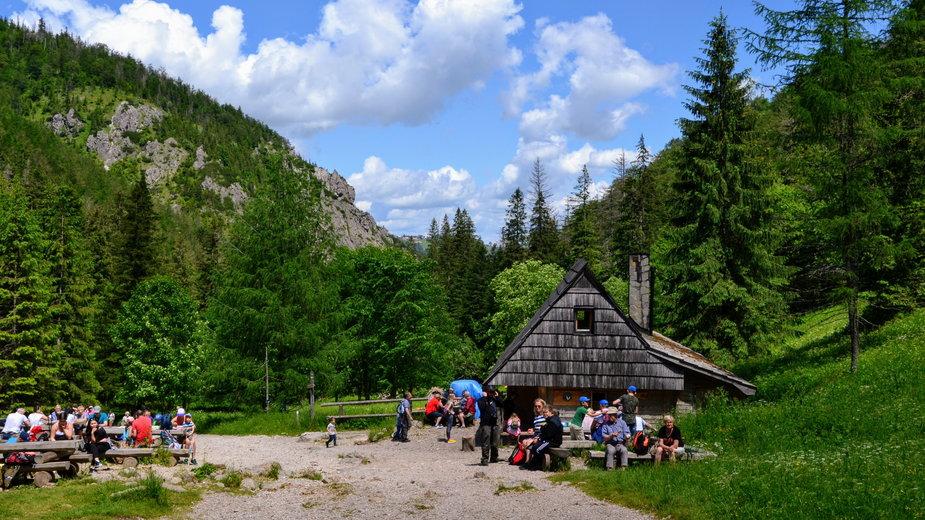 Dolina Strążyska, Tatry (Zdjęcie ilustracyjne)