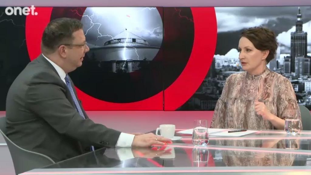 Burza polityczna: Michał Wójcik (16.02.17)