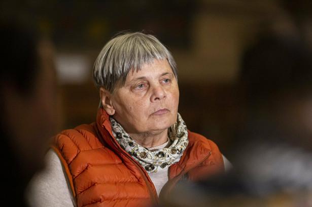 Deputowana Parlamentu Europejskiego Janina Ochojska