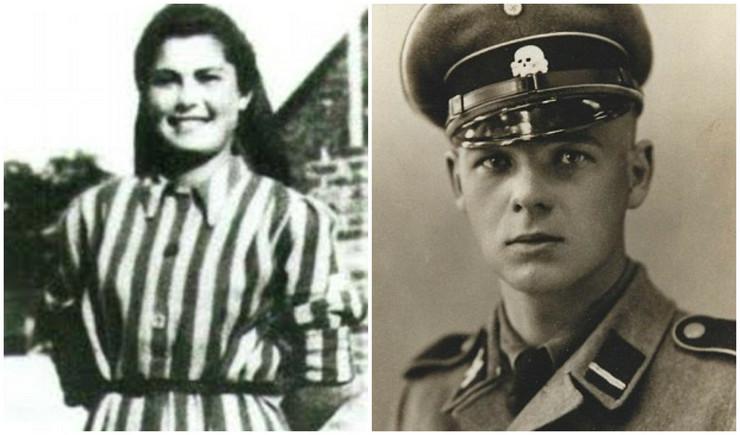 Helena Citronova i Franc Vunš kolaž