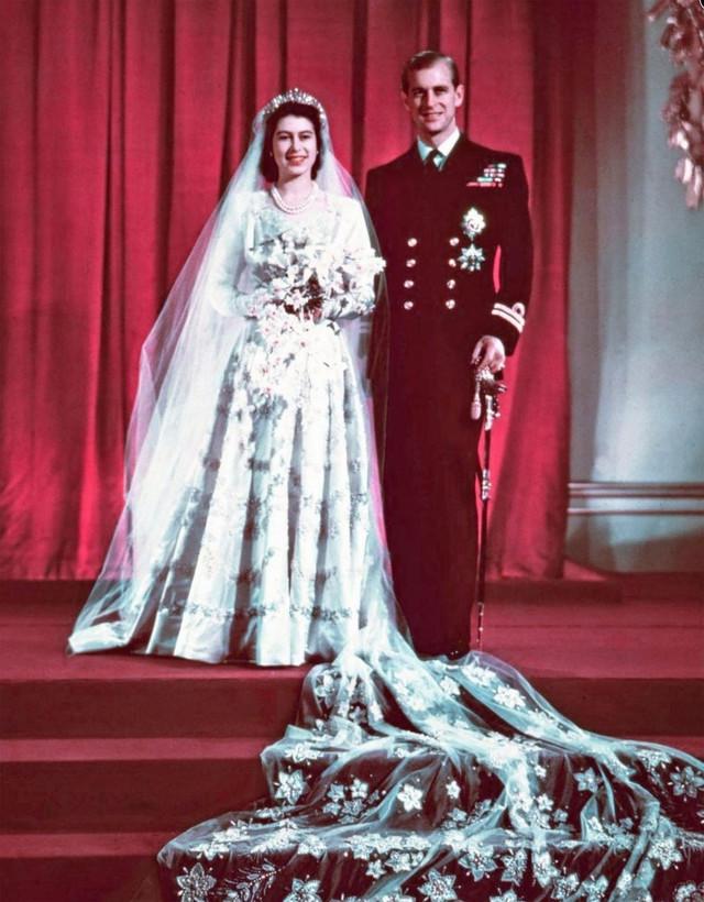 Kraljevsko venčanje - princ Filip i kraljica Elizabeta