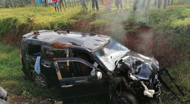 3 dead in Saturday morning accident in Eldoret