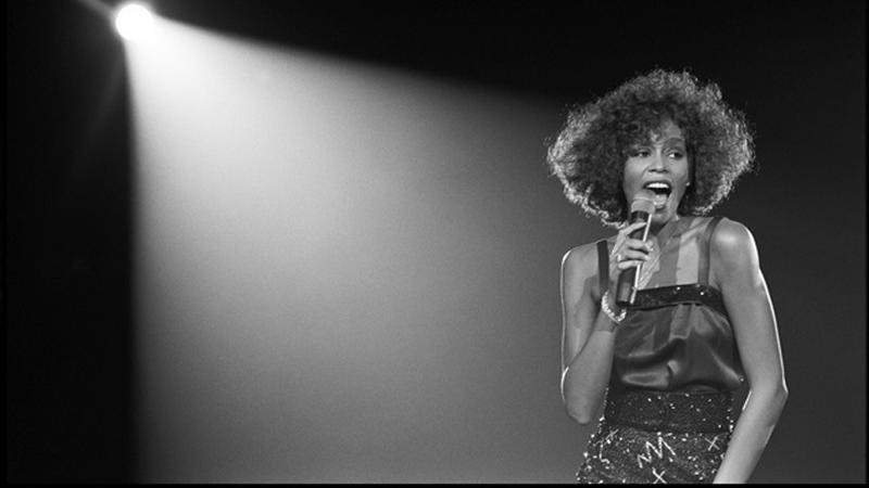"""Whitney: Can I Be Me"" - kadr z filmu"