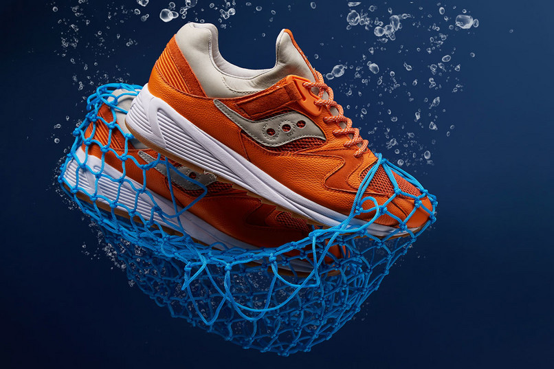 "Saucony Grid 8500 ""Lobster"""