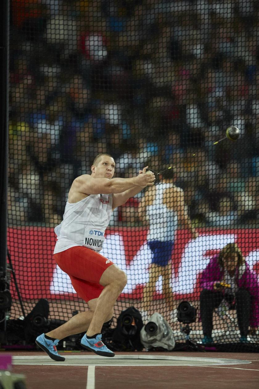 11.08.2017 IAAF MISTRZOSTWA SWIATA W LEKKIEJ ATLETYCE LONDYN 2017