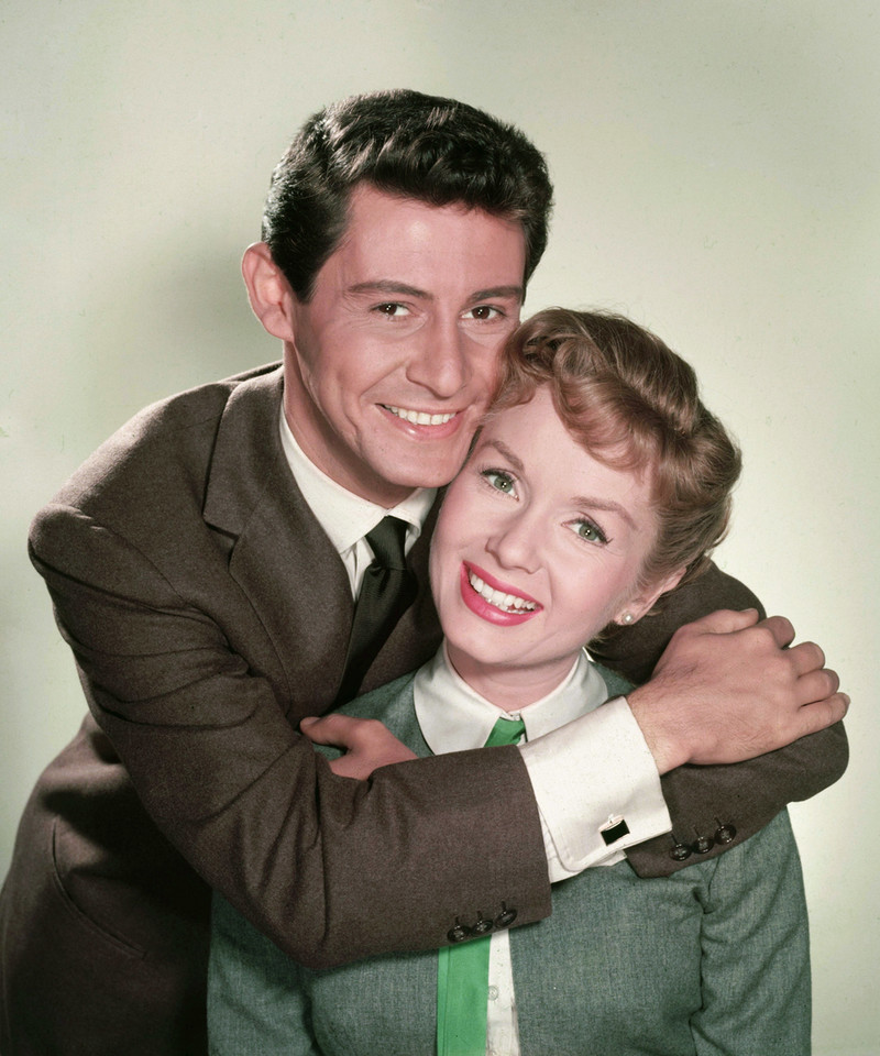 Eddie Fisher i Debbie Reynolds
