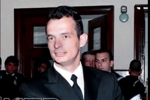 Kapetan Marinos Ricudis
