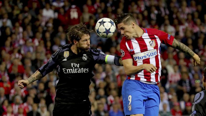 Sergio Ramos i Fernando Torres
