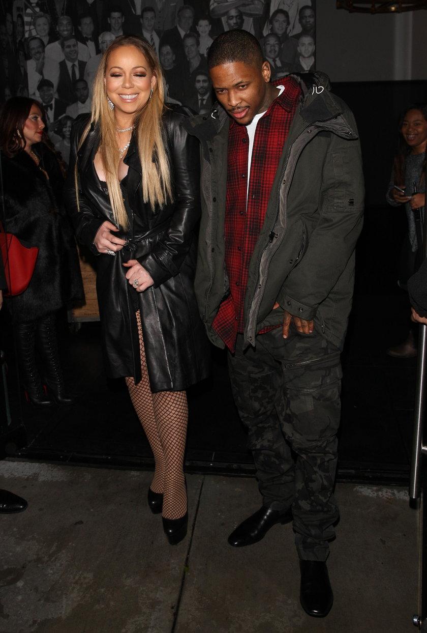 Mariah Carey na randce