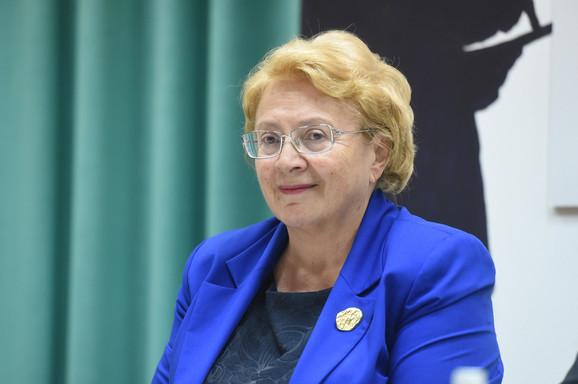 Dekan Ljiljana Marković