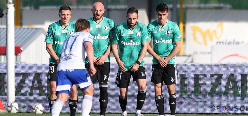 Legia nie wygrała w Mielcu. Stal bliżej utrzymania