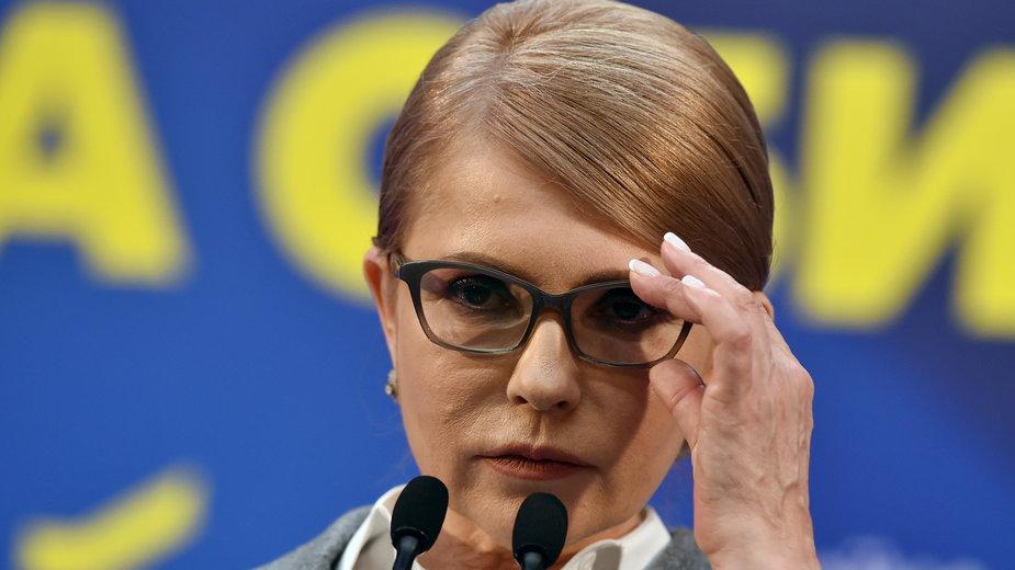 Тимошенко перебуває у критичному стані