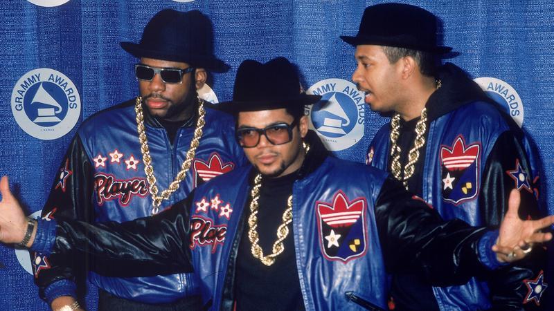 Run-DMC: Jam Master Jay w środku