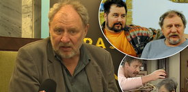 """Andrzej Grabowski o zmarłych aktorach ze """"Świata według Kiepskich"""". """"Oni by żyli, gdyby..."""" [WIDEO]"""
