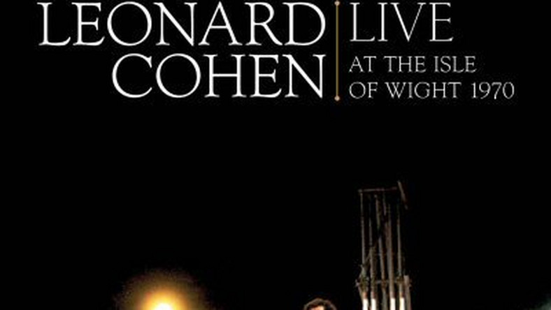 "Leonard Cohen ""Live At The Isle Of Wight"""