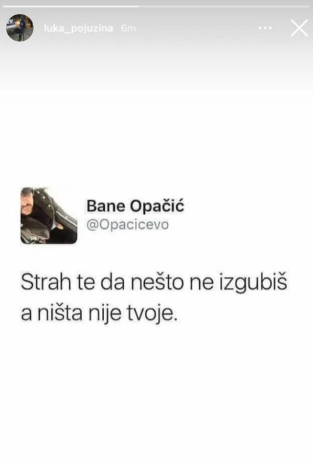 Bivši dečko Jovane Ljubisavljević