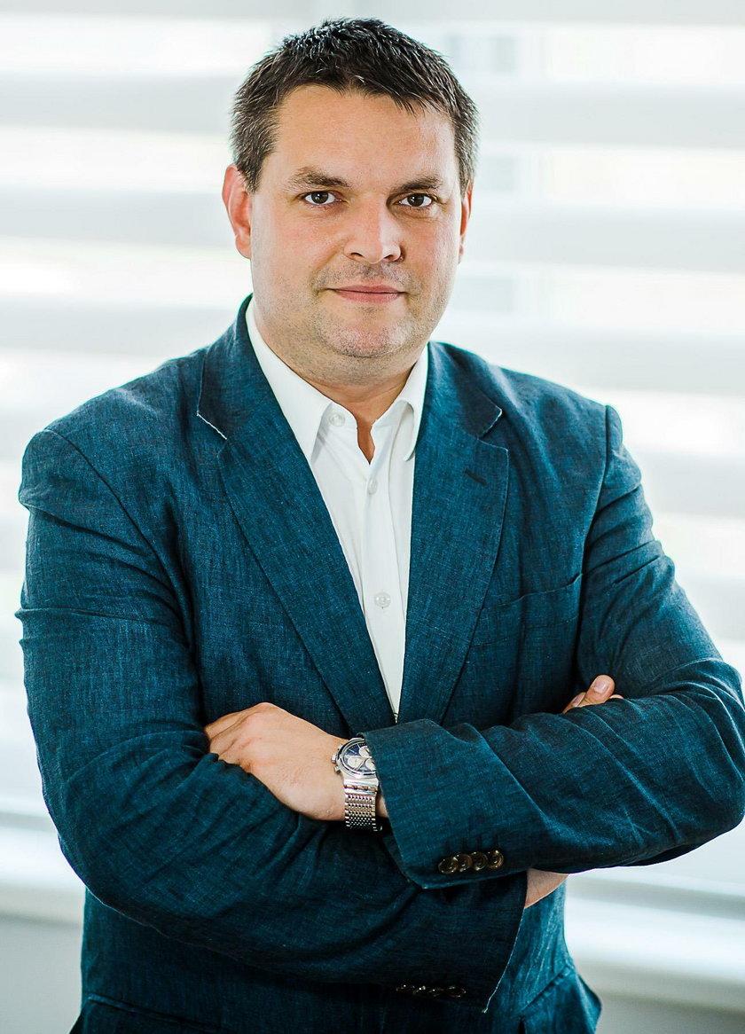 Marcin Bazylak, z-ca prezydenta Dąbrowy Górniczej