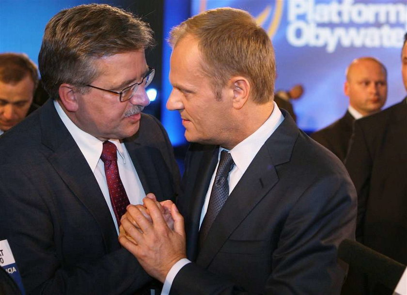 """Prezydent i premier na zjeździe """"Solidarności""""?"""