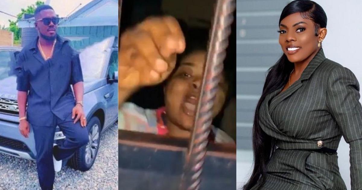 Adu Safowaa arrested for blackmailing Nana Aba's alleged boyfriend