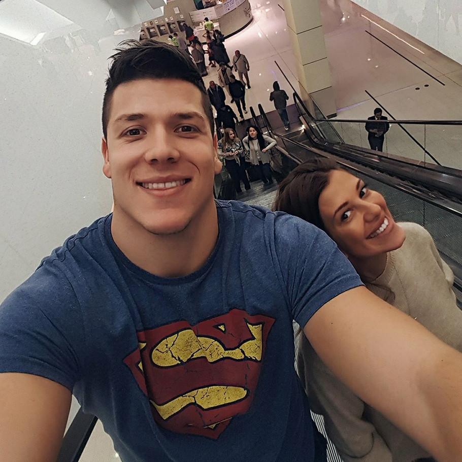 Slobodan Radanović i Kristina Kockar