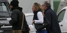 Rozpacz rodzin na lotniskach w Barcelonie i Düsseldorfie