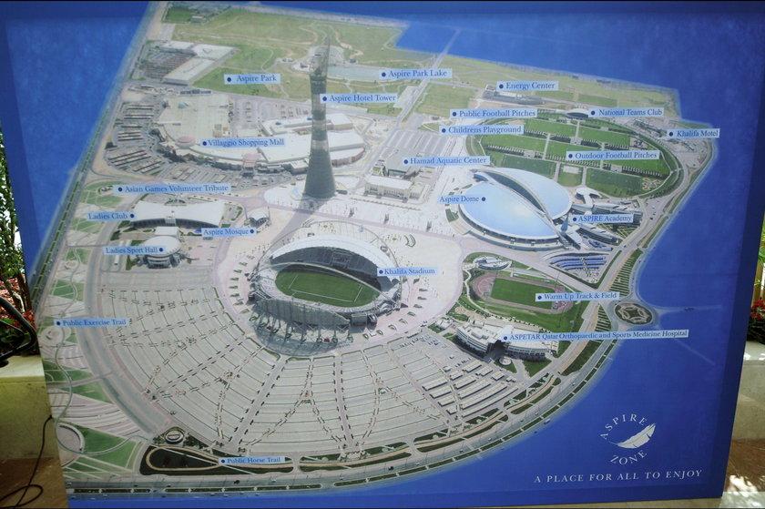 Mistrzostwa świata w 2022 roku mająodbyćsię w Katarze