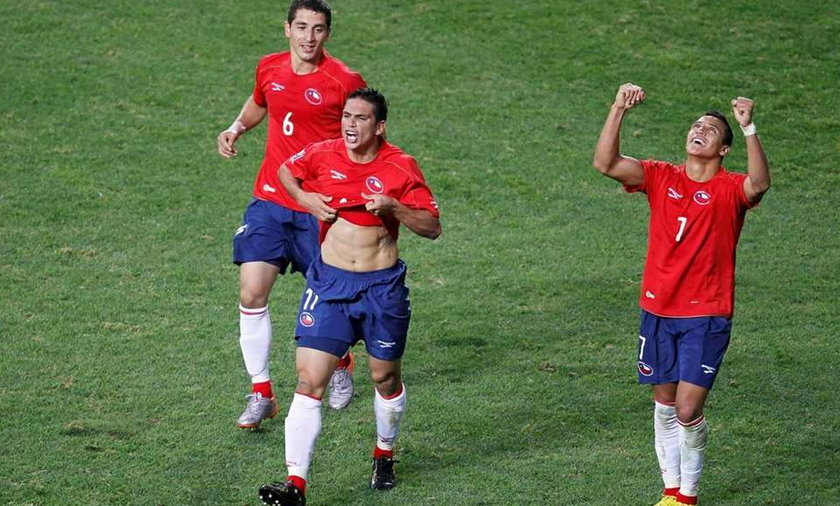 Chile o krok od awansu
