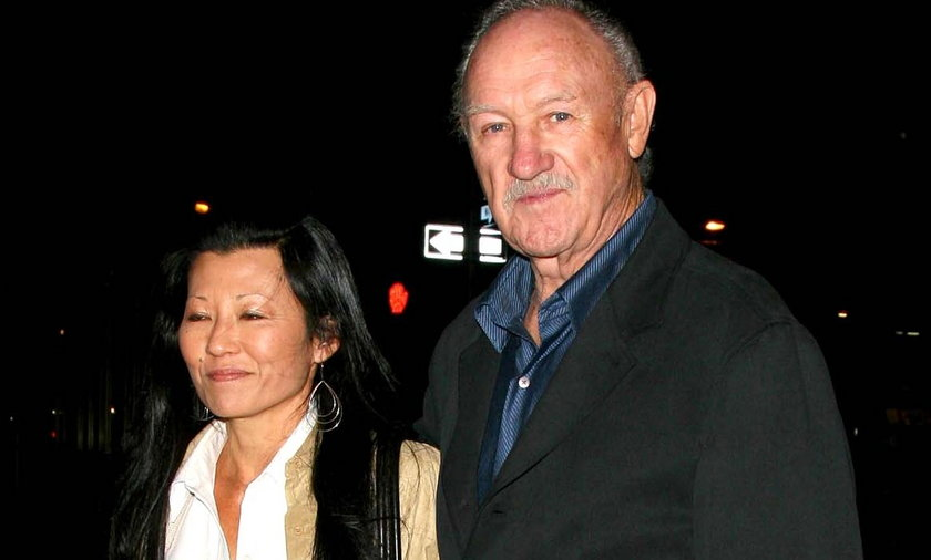 Gene Hackman uderzył bezdomnego